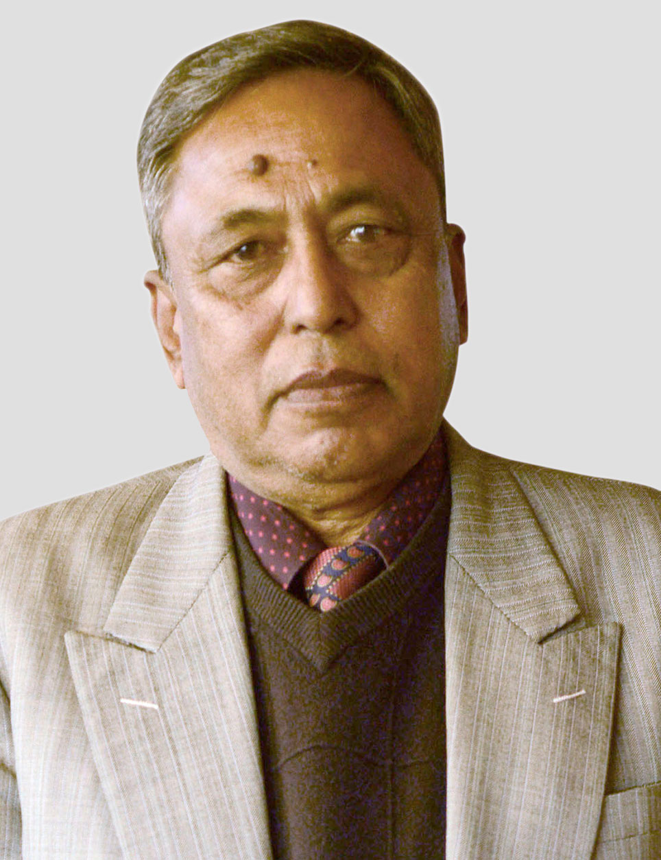 Mr. Pushpa Bahadur Pradhan