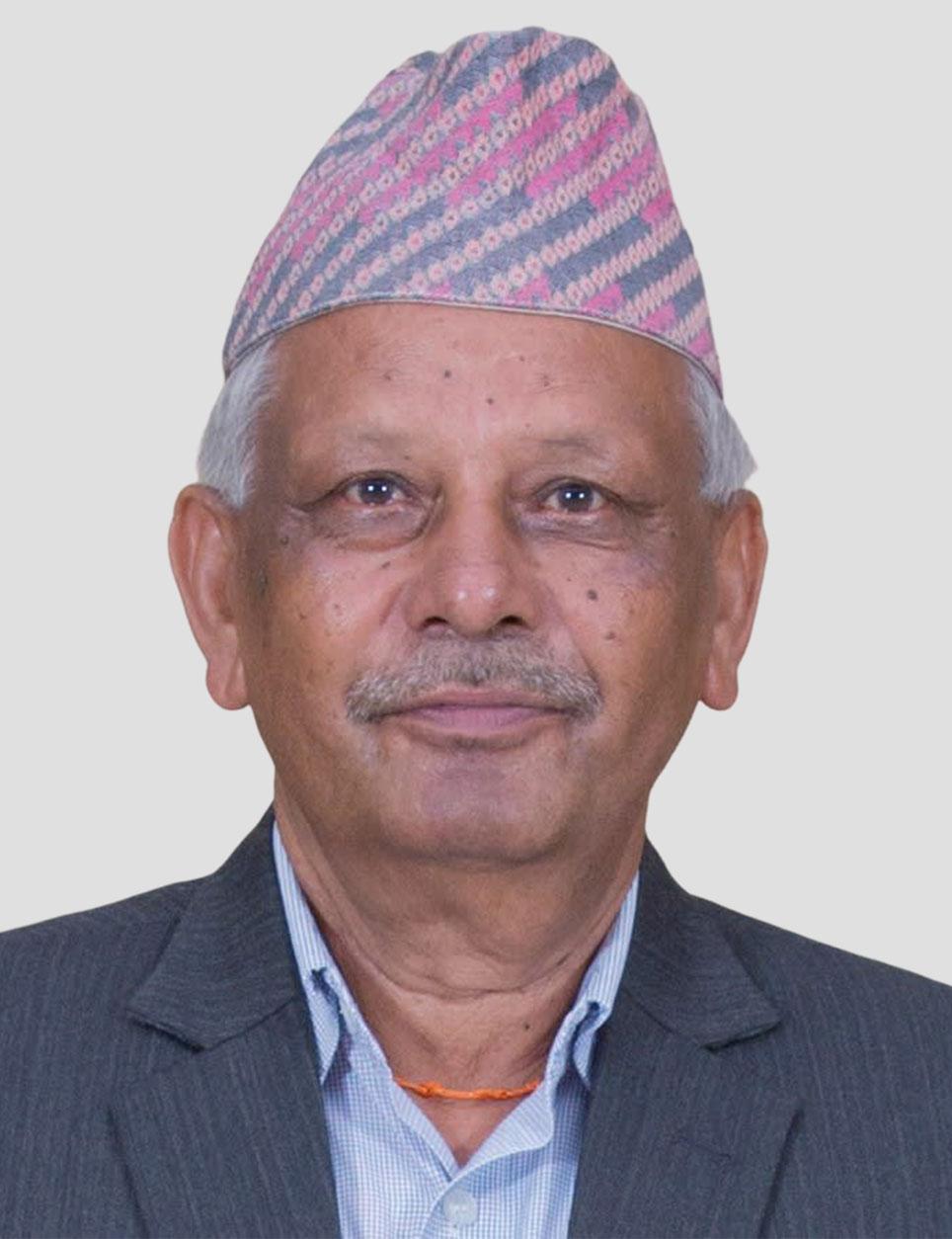 Mr. Ramesh Singh Khadka