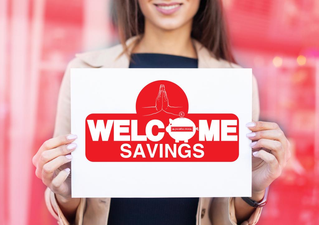 Welcome Savings